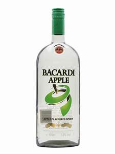 Bacardi Apple - Litre : The Whisky Exchange