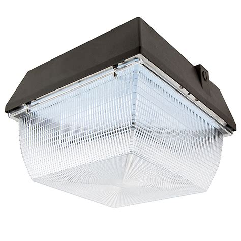 led canopy light and parking garage light 100w