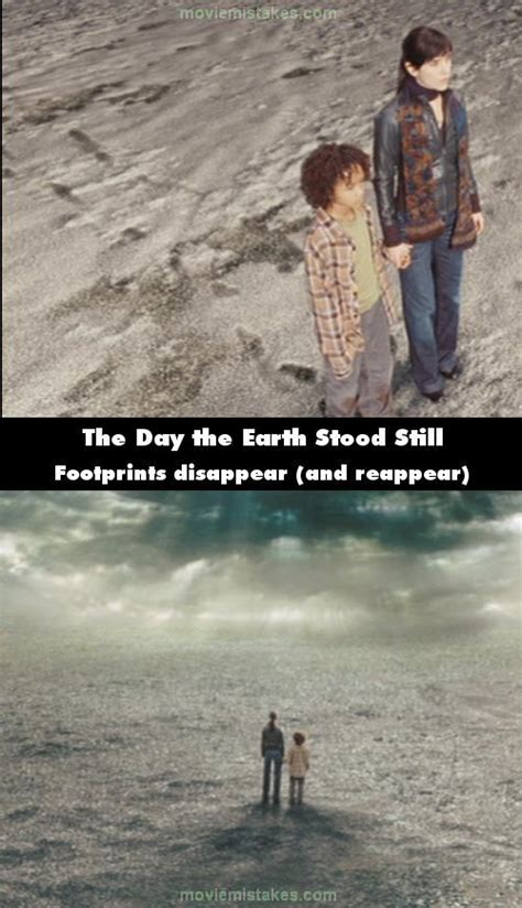 day  earth stood    mistake picture