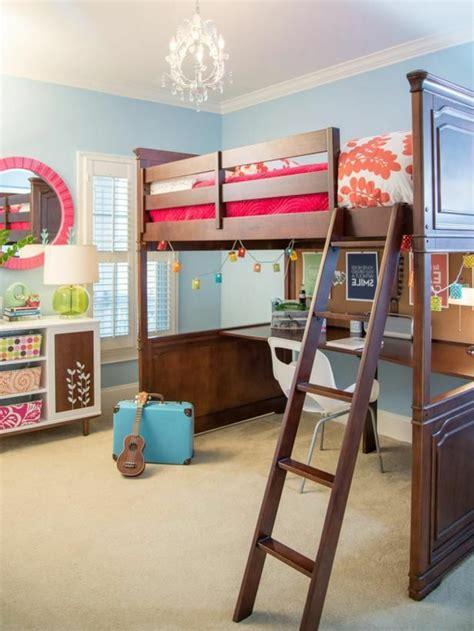 hochbett aus holz hochbett mit schreibtisch f 252 r das kinderzimmer