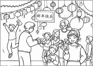 Chinese New Year Snake Coloring Pages Family Guide To Family Holidays On The Internet