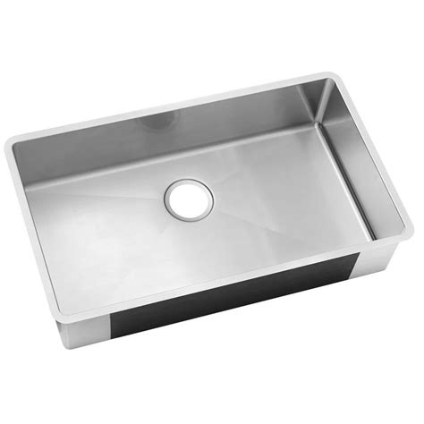 stainless steel sink cleaner reviews elkay crosstown undermount stainless steel 32 in single