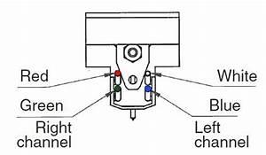 Turntable Cartridge Wiring Diagram