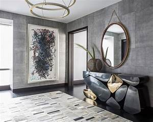 Contemporary hallway ideas to enliven your home decor for Modern decorating ideas for home