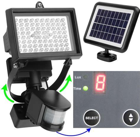 led solar strahler solar strahler mit bewegungsmelder gt hier die top 5 vergleichen