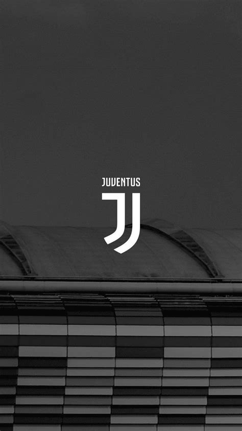 Juventus New Logo Wallpapers - Wallpaper Cave