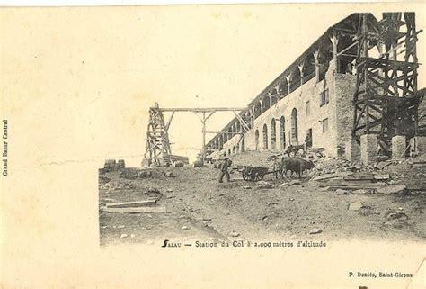 port des pyrenees en 3 lettres cantine port de salau avec attelage de boeufs pyrenees