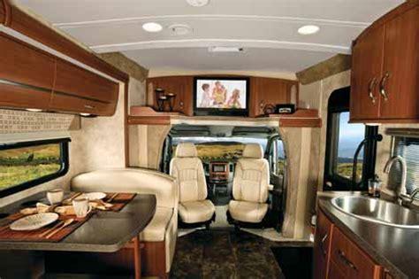 The Sprinter Motorhome, a Look at Class C Mercedes Benz