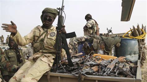 chad army   troops  jihadists killed