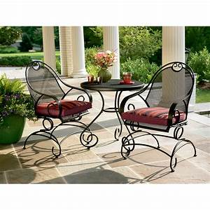 Country Living 3 Piece Bistro Set Enjoy Your Outdoors