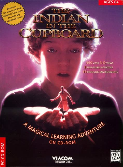 Indian In The Cupboard Audiobook by The Indian In The Cupboard For Macintosh 1995 Mobygames