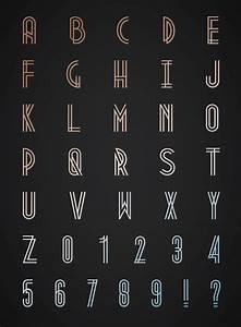 Metropolis 1920  U2013 Free Art Deco Font