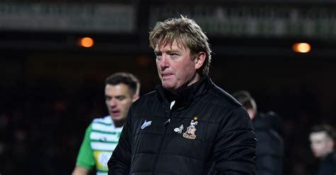 Stuart McCall admits Bradford City deserved to lose to ...