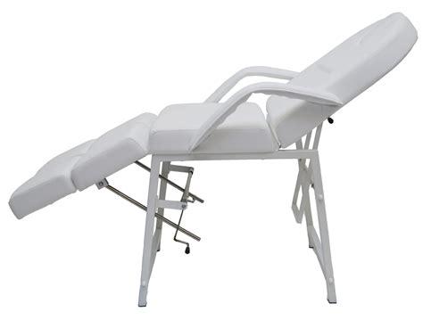 Lettino Poltrona Estetista Per Massaggio E Pedicure