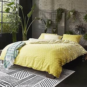 Bettwäsche 135x200 Baumwolle : h bsche bettw sche aus baumwolle gelb 135x200 von esprit bettw sche ~ Orissabook.com Haus und Dekorationen
