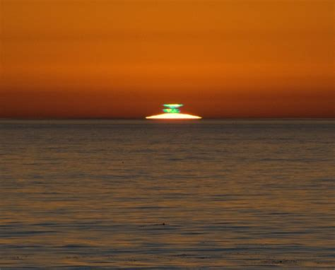 double green flash todays image earthsky