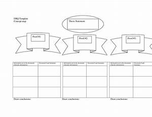 Free literature map template dbq template concept map for Dbq essay outline template