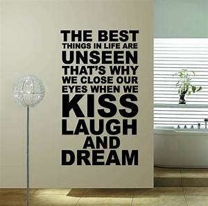 The best thing hot sale word quote wall decor