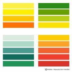 ce nuancier appartient a la colorimetrie quotetequot blonde With couleur chaudes et froides 5 colorimetrie les 4 saisons dressroom