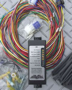 Ultima Complete Wiring Harness With Indicator