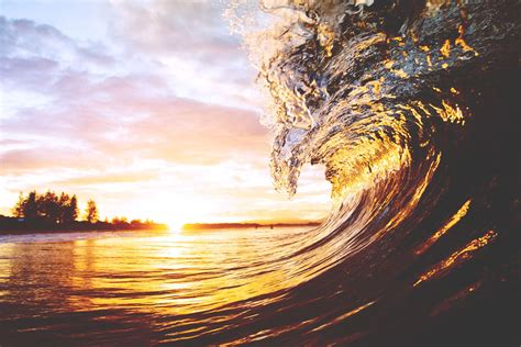 Beautiful Beaches With Waves Latest Beach Waves Wallpapers