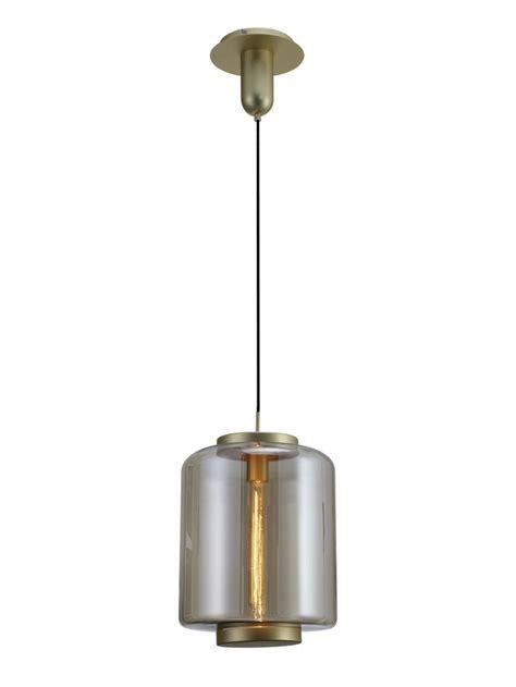 lampara colgante bronce mediana      jarras