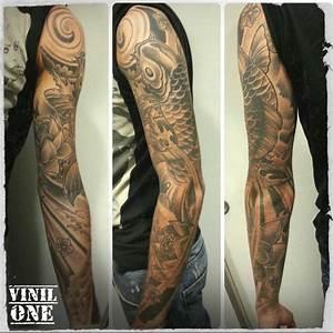 Tatouage Japonais Bras : tattoo paradyse salons de tatouage 93 94 ~ Melissatoandfro.com Idées de Décoration