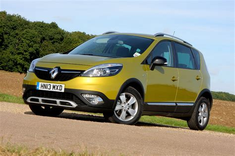 renault scenic 2015 renault scenic xmod 2013 2015 photos parkers