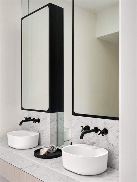 Bathroom  The Rose House By Watts Studio  Joinery Of