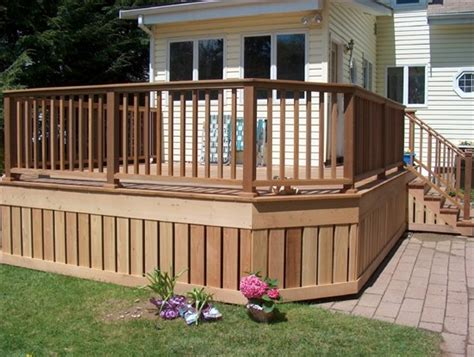 back yard wood patio deck ideas 2017 2018 best cars