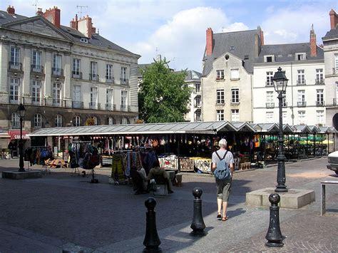 liste des rues et places du centre ville de nantes