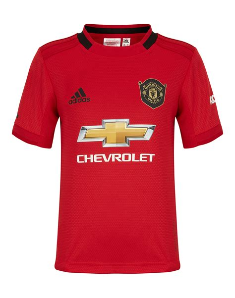 Man Utd Kit : Manchester United 16/17 Adidas Home Kit | 16 ...