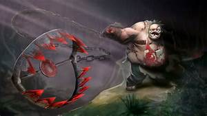 Game Dota 2 Hero Pudge Wallpapers HD Download Desktop