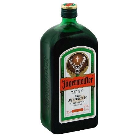 how many ounces in a 750ml jagermeister german liqueur 750 ml target