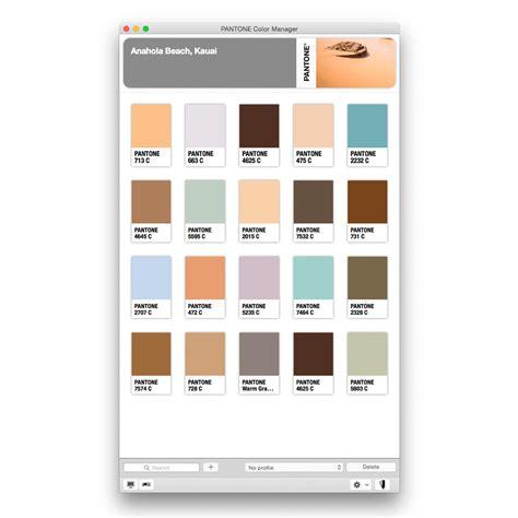 pantone color manager logiciel pour mac pc store