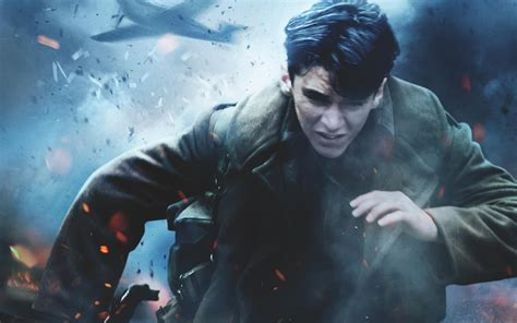 Fionn Whitehead In Dunkirk 2017 Wallpapers  Hd Wallpapers