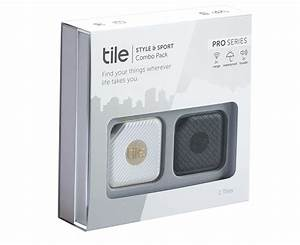 Tile Pro Series Combo Style & Sport Bluetooth Trackers 2 ...