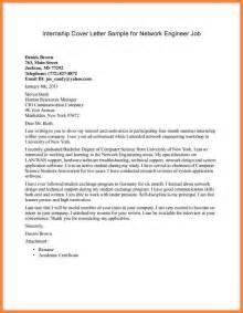 Cover Letter Exle Internship Marketing by Cover Letter For Finance Internship Application