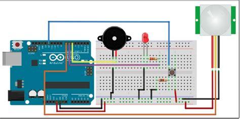 buzzer alarm system    arduino arduino project hub