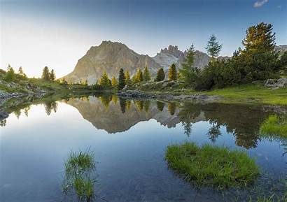 Scenery Breathtaking Di Photograph Dolomites