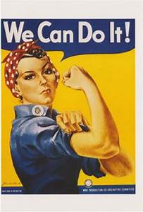 Poster: We Can Do It! – National Women's History Project ...