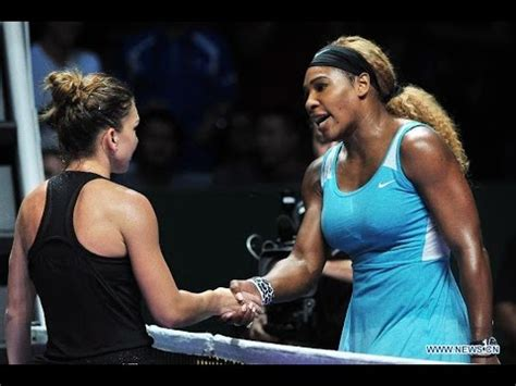 Simona Halep knows she's No. 1 but says Serena Williams is the 'best player in the world' - CBSSports.com