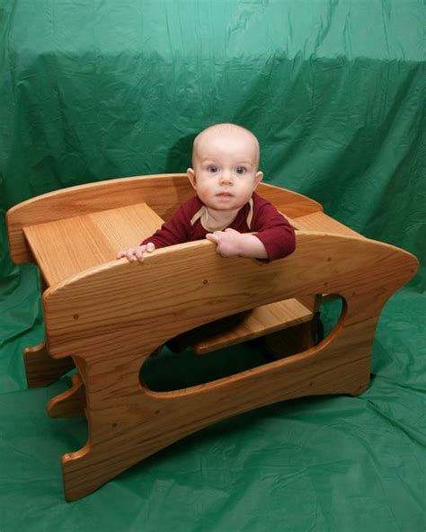 Amish 3 In 1 High Chair Plans by Woodwork Rocking Desk High Chair Plans Pdf Plans