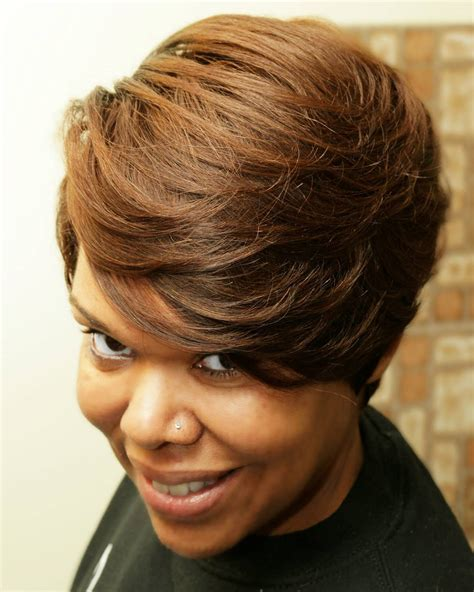 Pictures Of Sew In Weaves Hairstyles by 16 Weave Hairstyles For Seriously Posh
