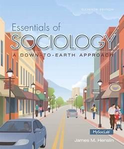 Essentials Of Sociology Henslin 11th Edition Test Bank