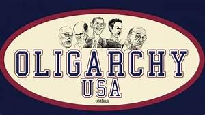 Oligarchy Usa | Tom Estlack - Art and Music | estlack.com