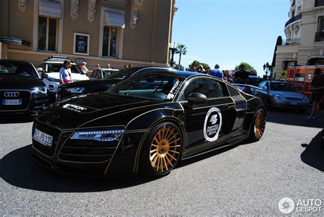 Audi R8 Wide Kit by Prior Design Pd Gt850 Wide Aerodynamic Kit For Audi R8