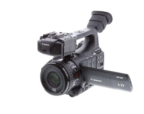 Canon Xf100 by Buy Pre Owned Canon Xf100 Xf 100 Hd Professional