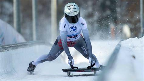 Endija Tērauda Vācijā aizvada pasaules čempionātu skeletonā