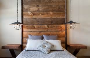 schlafzimmer holz 30 ingenious wooden headboard ideas for a trendy bedroom
